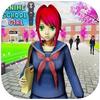 动漫学校3D女孩模拟器